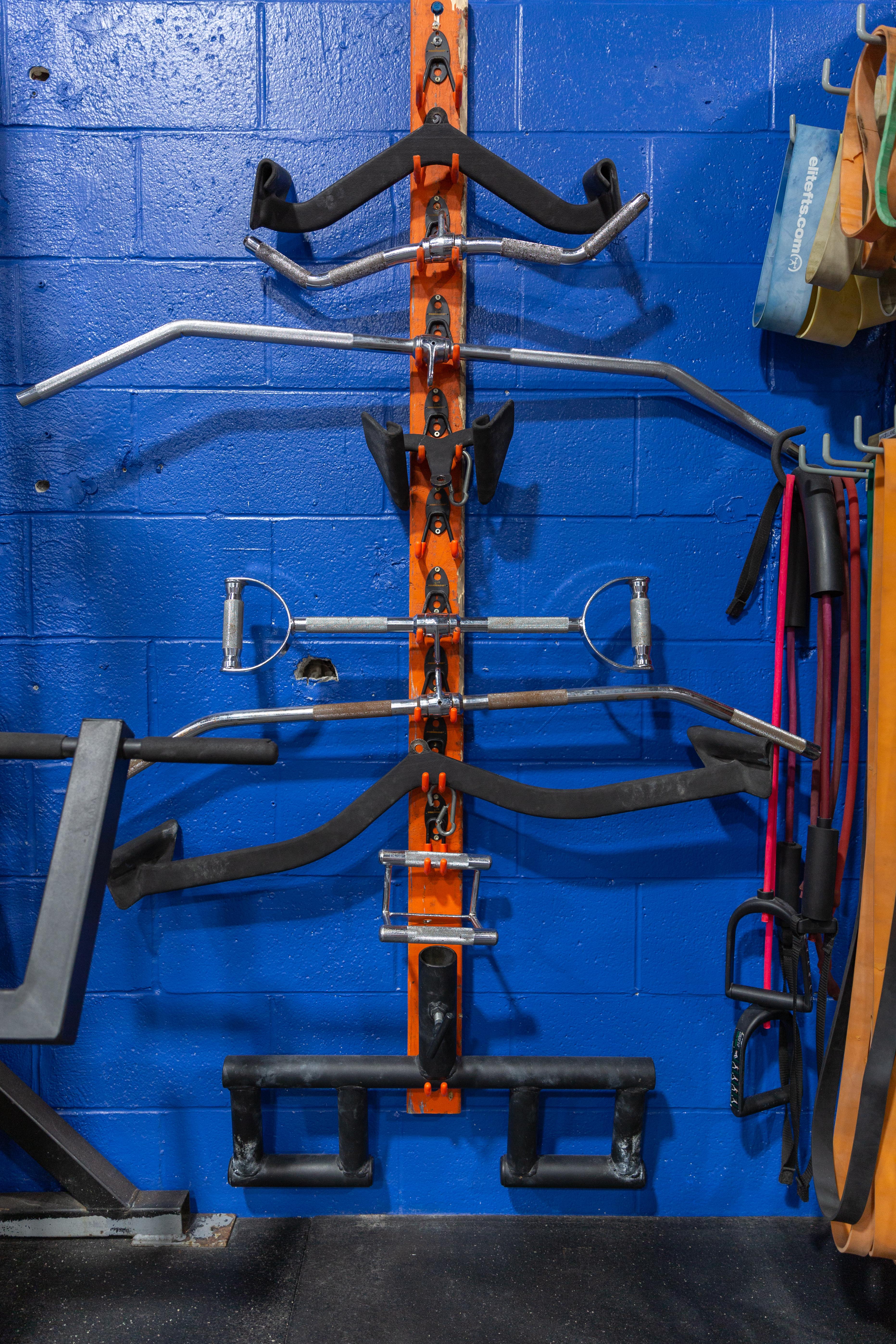 Facilities | Titan Barbell