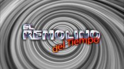 EL REMOLINO DEL TIEMPO