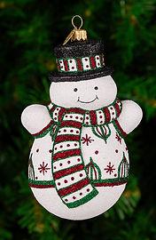 M312 Sleek Snowman