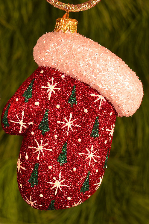 M141 Star and Tree Mitten