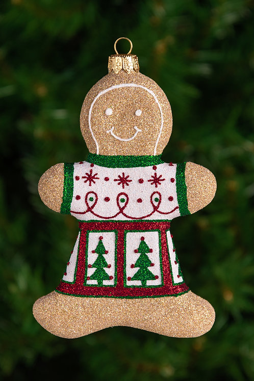 M79 Spruce Gingerbread Boy