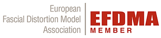 EFDMA Logo FDM European Fascial Distorsion Model Association