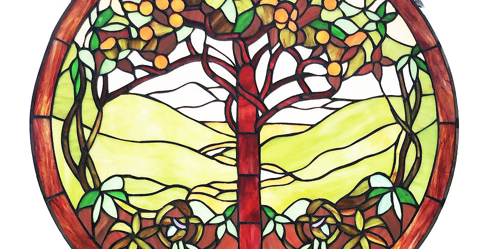 Stained Glass 24""