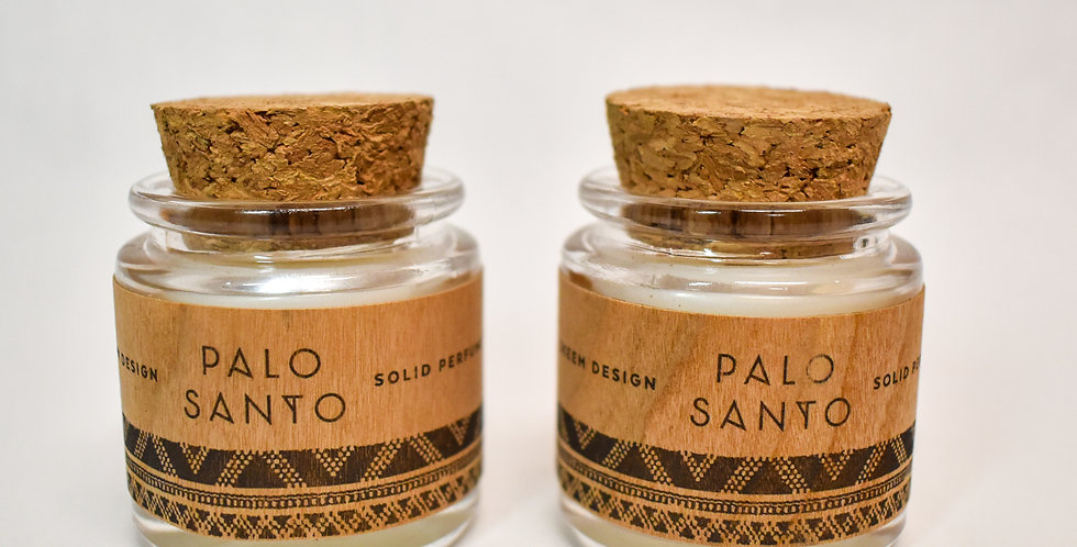 Palo Santo Solid Perfume