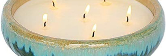 6 Wick Soy Candle