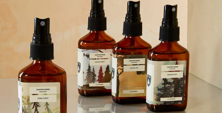Juniper Ridge Room Sprays and Essential Oils