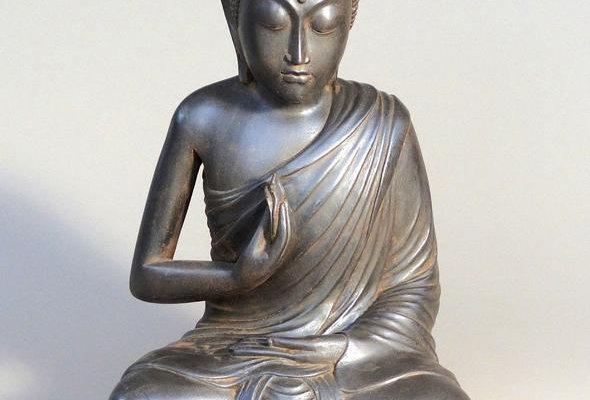 Buddha of Gratitude