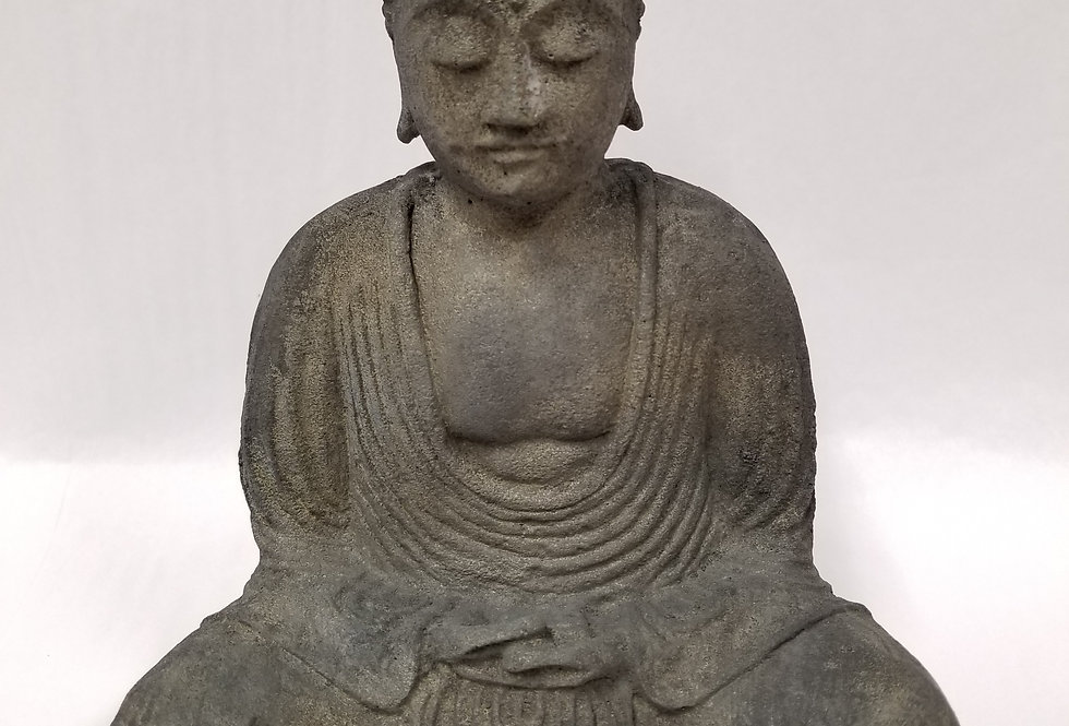 Small Stone Buddhas
