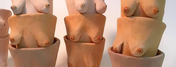 Boob Pots