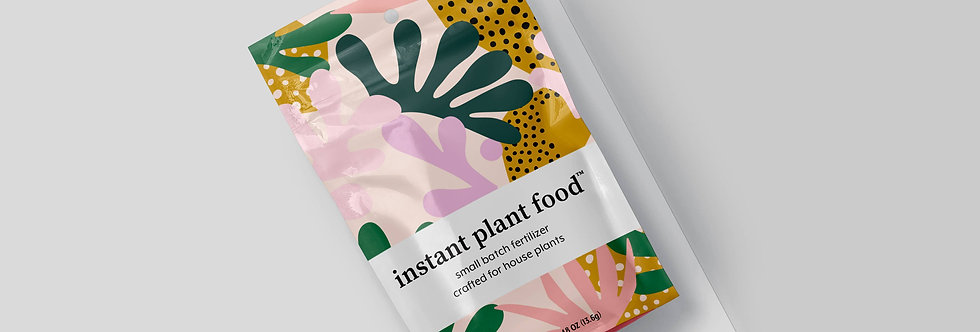 Instant Plant Food