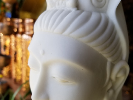 A Word About Our Buddhas