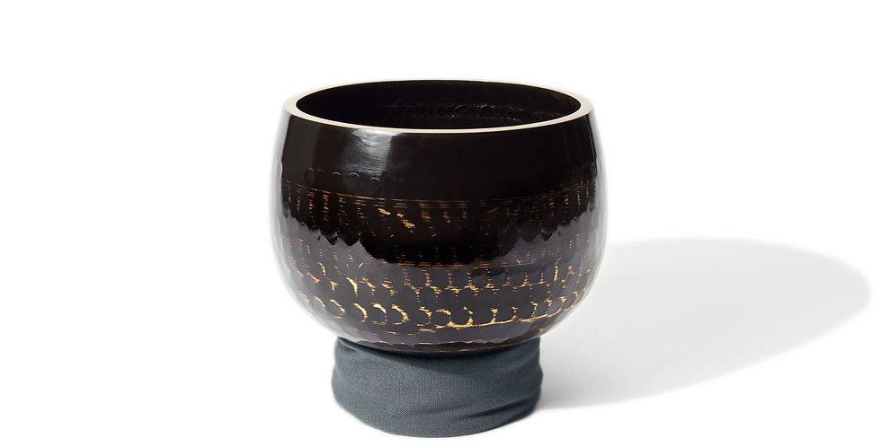 Bronze Temple Singing Bowl