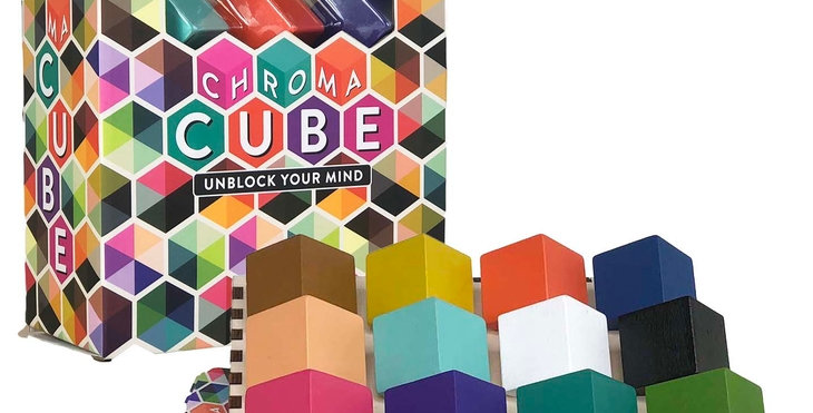 Chroma Cube Unblock Your Mind