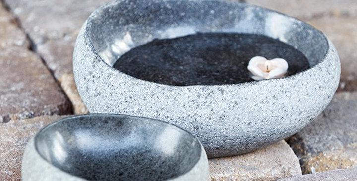 River Stone Bowls