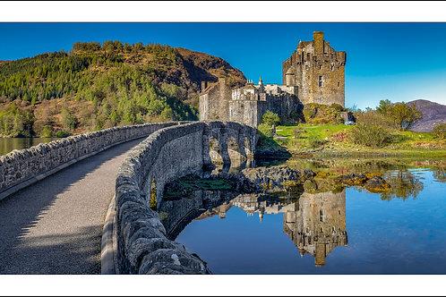 Eilean Donan Castle Relection