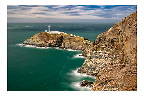 South Stack Lighthouse, Anglesey.