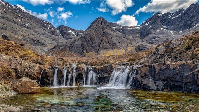 Fairy Pools, Glen Brittle.