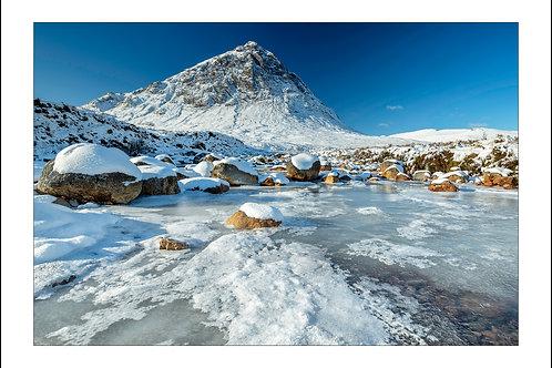 Frozen,Buachaille Etive Mòr