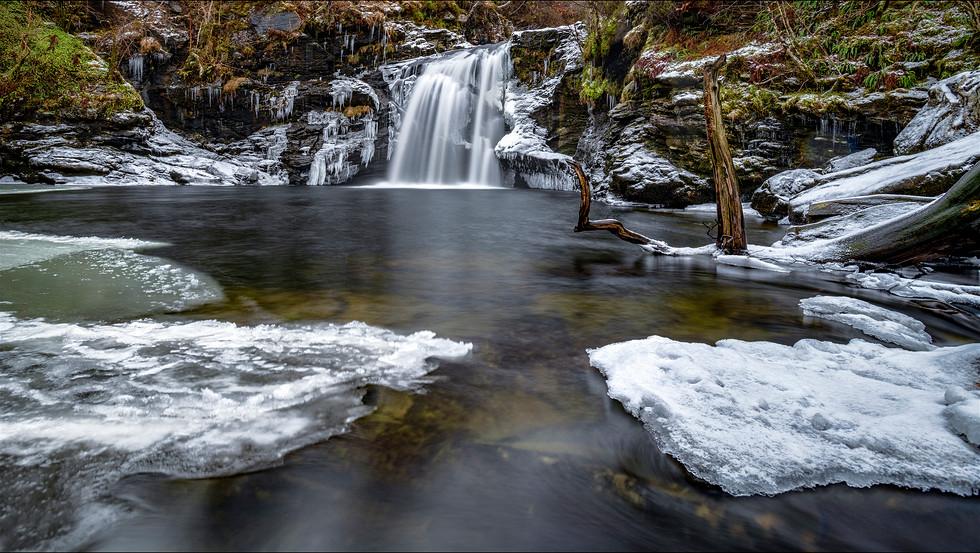Falls of Falloch,Crianlarich.