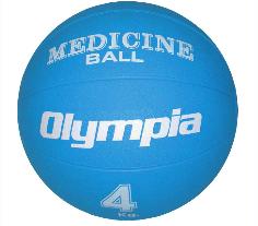 Bouncy Medicine Ball