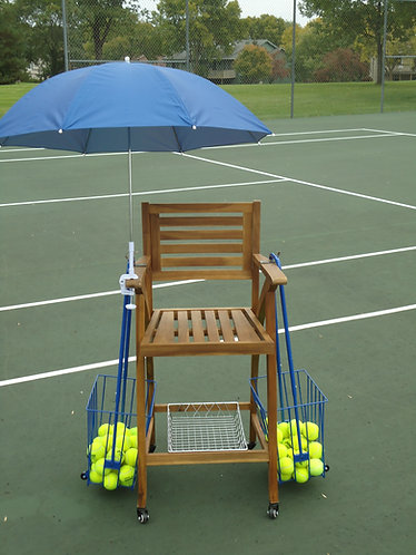 Court King™ Combo Chair & Teaching Cart