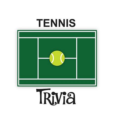 Tennis Trivia™ Board Game