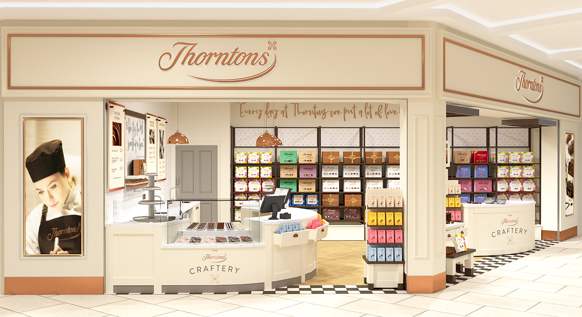 Thorntons - Retail