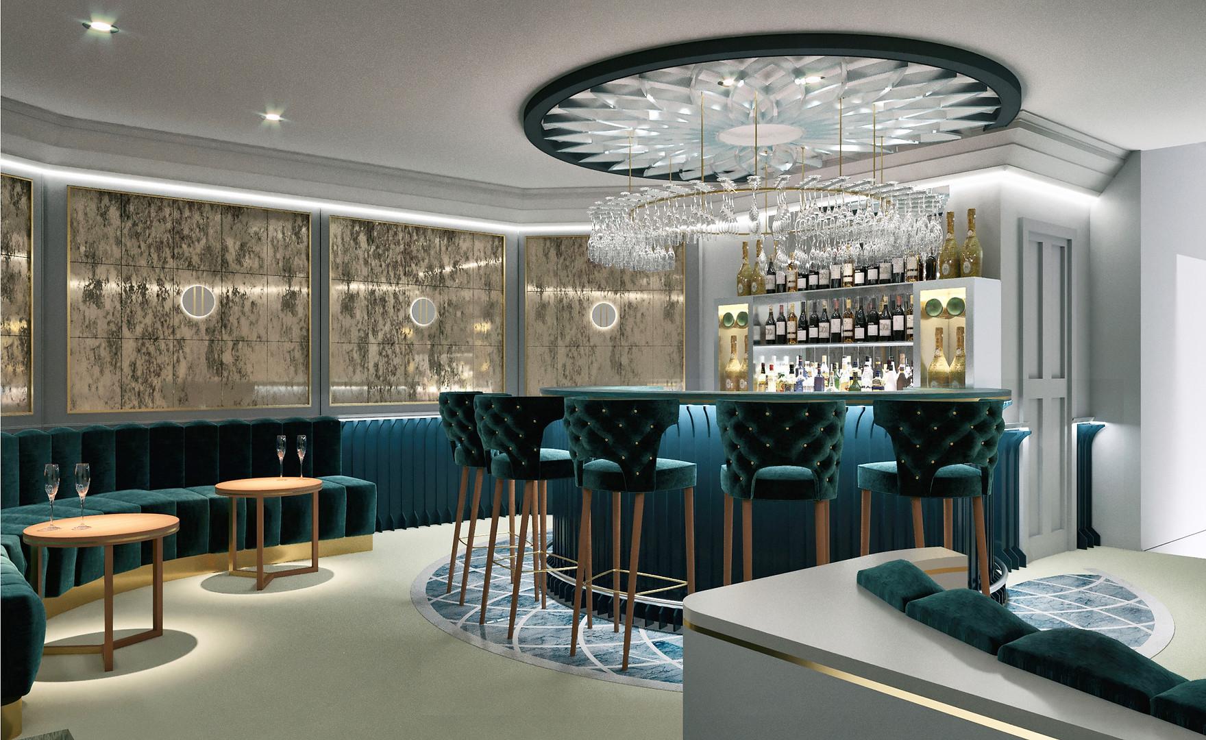 Crockfords Bar