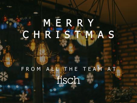 Merry Christmas from fisch design