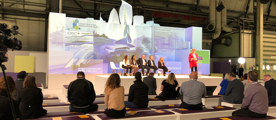 UK Construction Week and Grand Designs 2019
