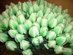 JARJA Green Tulips 1