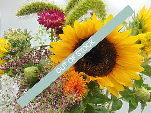 Wildflower Country Bouquet - Half Pail