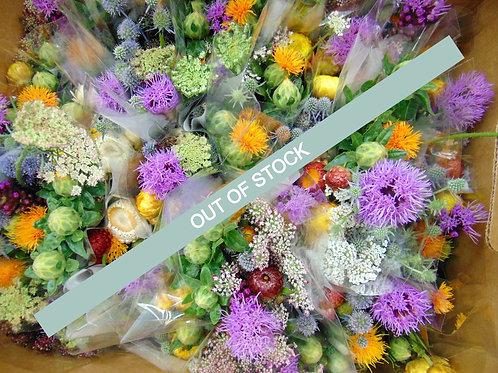 Wild Flower Cottage Bouquet - Full Pail