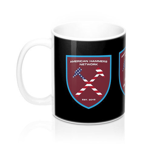 American Hammers Network Mug
