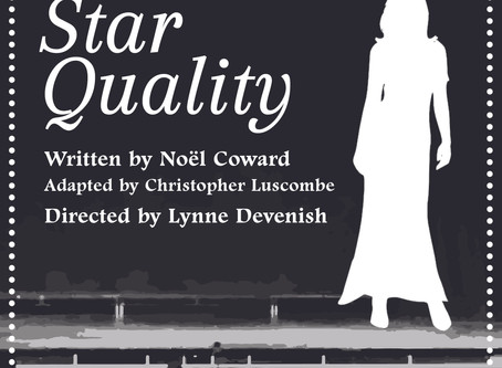 Star Quality - May 2nd to May 18th