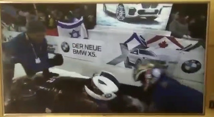 2019-20 World Championships Whistler, BC Canada 2Man Bobsled Team ISR