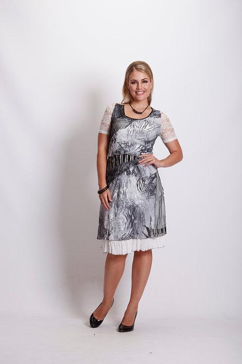 Double Net Dress