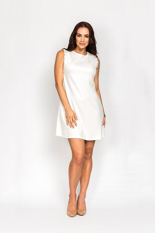 Lace & Eyelet Dress