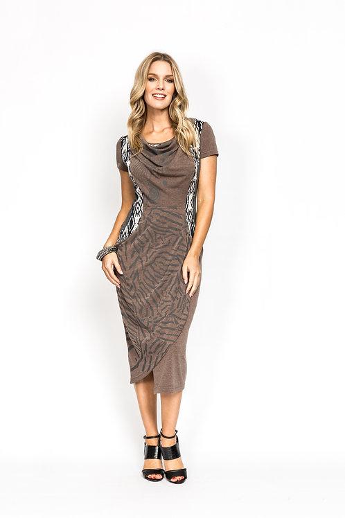 Evening Safari Dress