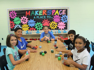 Another RVC Ed Foundation Grant in the News and in Action in our Schools!
