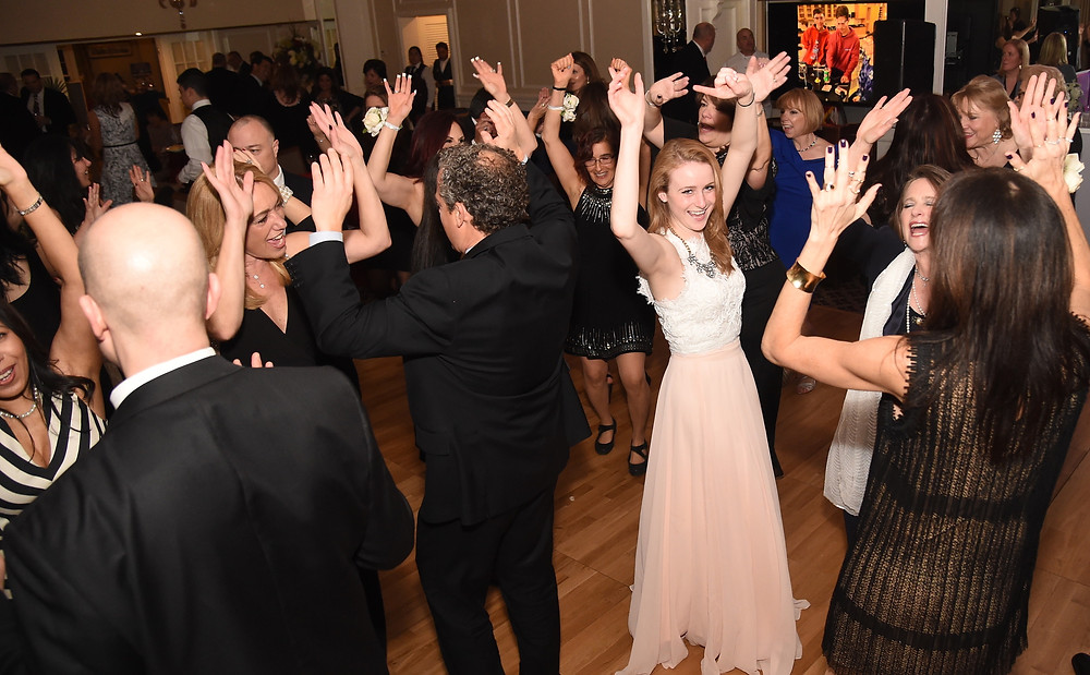 Dancing at RVC Ed Foundation Gala
