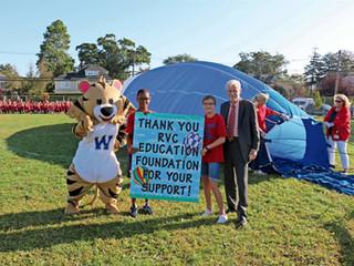 Watson Elementary School students 'soar to new heights'