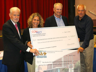 Education Foundation donates $70K to RVC schools