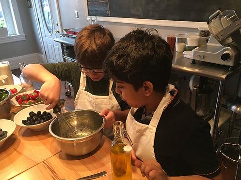 Juniors Master Chefs Class
