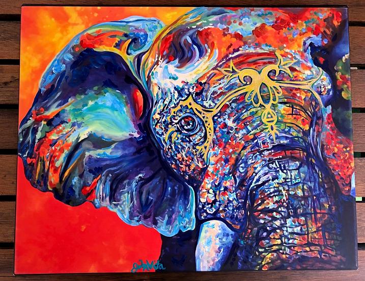 "Oliphant - Artist Print 11x14"""