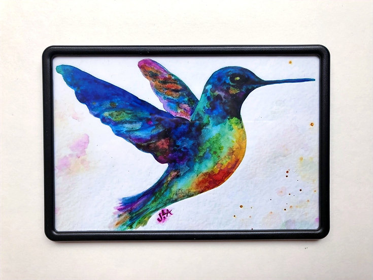 Hummingbird - Magnet Large