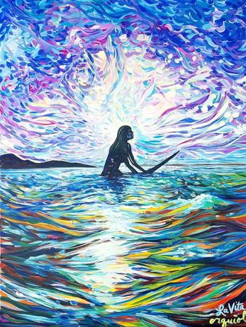 Sun Meets Sea