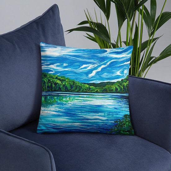Lake Reflections - Pillow
