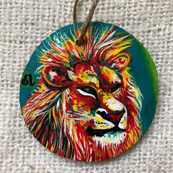 Leo Zodiac - Ornament Hanger