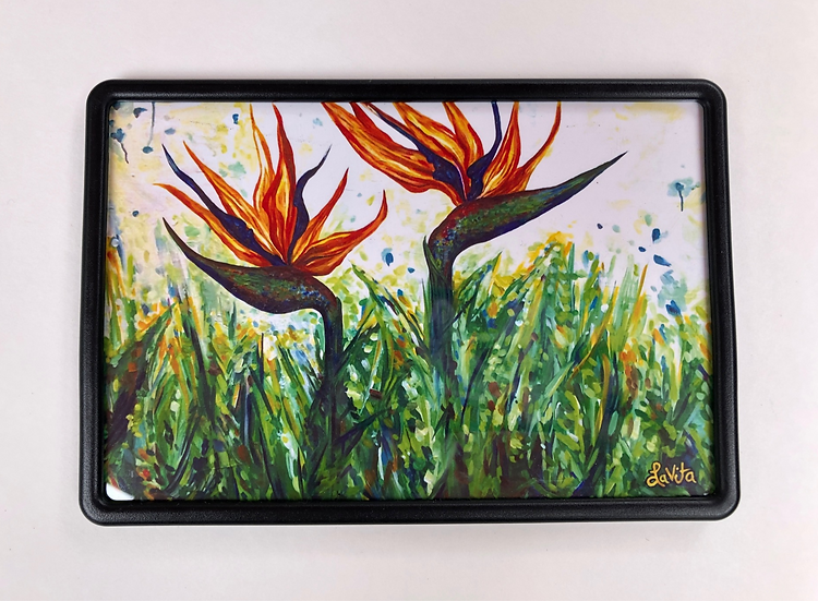 Bird of Paradise- Magnet Large